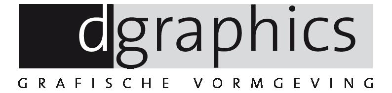 dgraphics logo